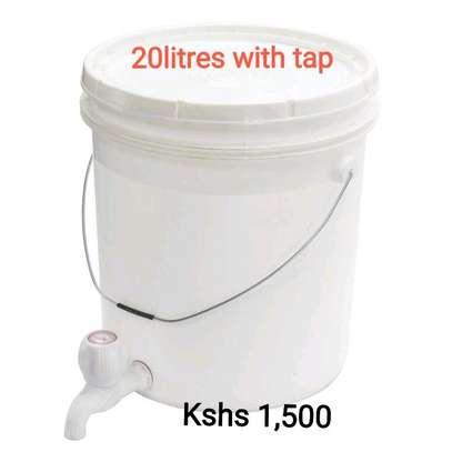 20litres Hand Wash With Tap