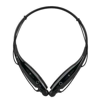 Magnet Wireless Headset BEST For Sports - Black