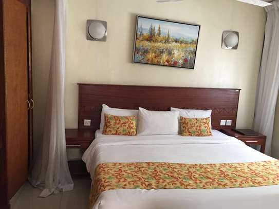 Furnished 1 bedroom apartment for rent in Rhapta Road image 9