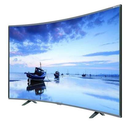 Vision 43 inches Curved Smart TV