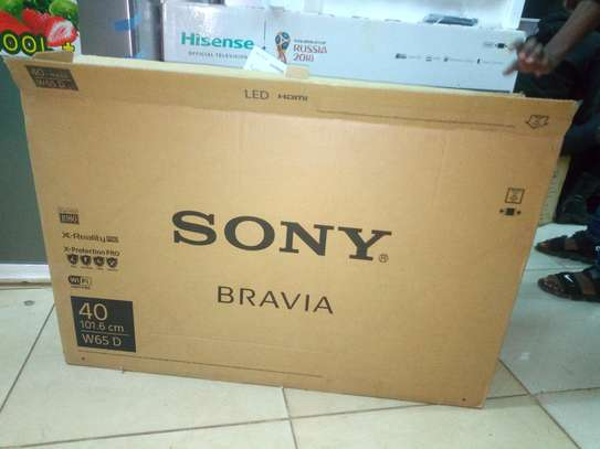 "SONY 40"" SMART DIGITAL TV FULL HD"