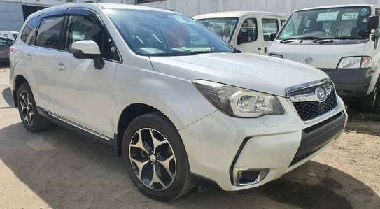 Subaru Forester 2.0 XT Turbo