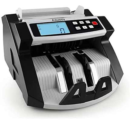 Multi-Currency Automatic Cash counter image 1