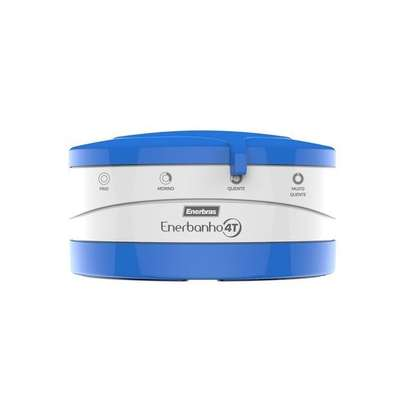 Enerbras Enershower 4T Temperature Instant Shower Water Heater (Blue) image 3