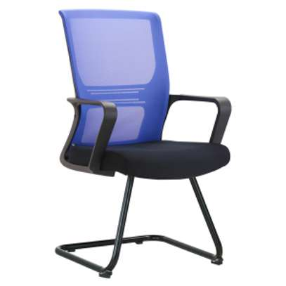 Jeremy Cantilever Office Visitor Chair image 2
