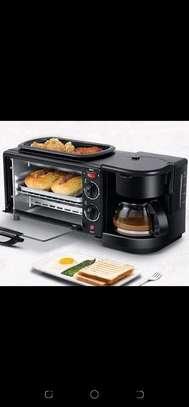Breakfast maker machine image 1
