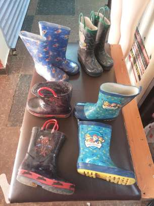 Kids quality wellies/gumboots image 3