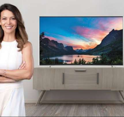 New LG TV's 65inche smart 4k UHD HDR image 1