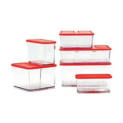 Storage Containers Set