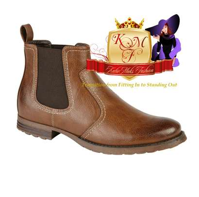 Arnham Men's Chelsea Boot From UK image 1