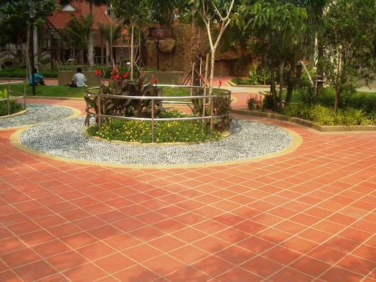 Cabro Blocks and Concrete Paving Tiles image 3