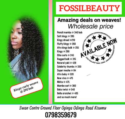 Fossilbeauty Opens up a New Store in Kisumu image 9