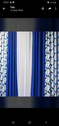 SHEERS AND CURTAIN image 1