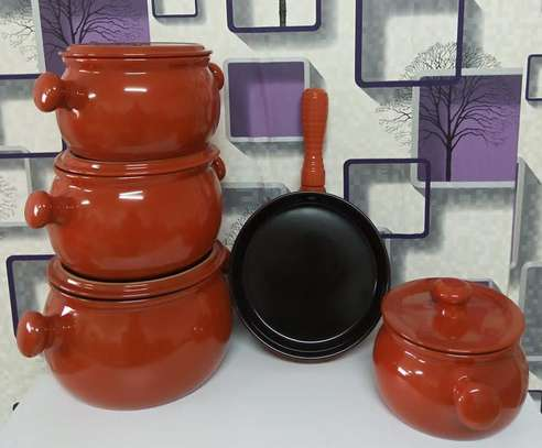 Ceraflame Ceramic Cookware Set image 8
