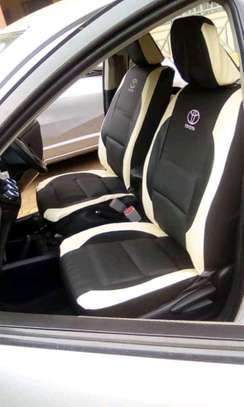 Ractis Car Seat Covers image 6