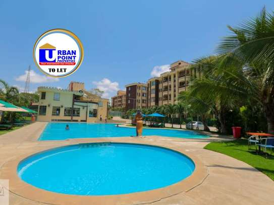 Furnished 3 bedroom apartment for rent in Shanzu image 1