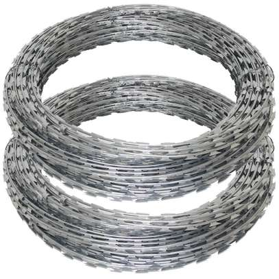 Galvanized Razor WIre Supplier in Kenya