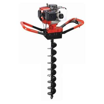 Earth Auger Machine 8inch image 1