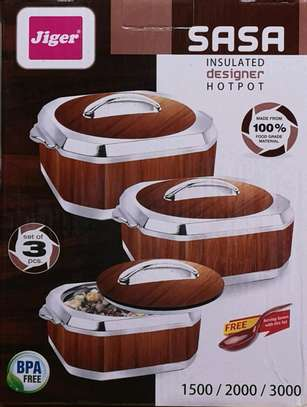 sasa insulated hot pots on offer image 2