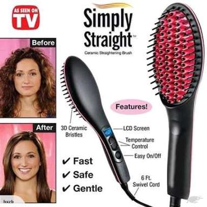 Ceramic hair straightener image 3
