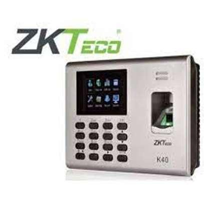 ZKteco Pro K40 Time Attendance Device image 1