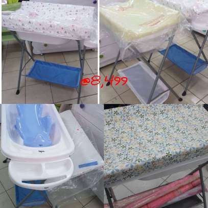 baby Bathstand/ Bath Stations image 2