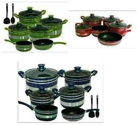 13pcs hitong cookware set image 1