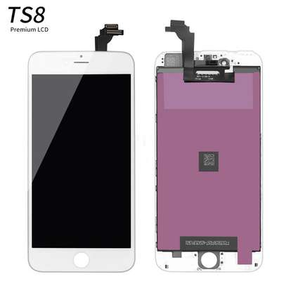 mobile LCD display for iphone 6 screen replacement image 2