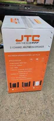 JTC J-801 Plus Multimedia Speaker System, 10000 Watts image 2