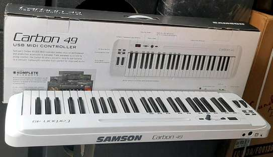 Samson carbon USB midi keyboard controller image 2