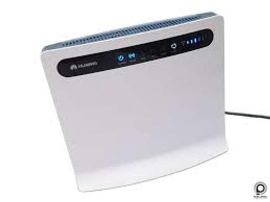 Huawei B593 wifi router image 1
