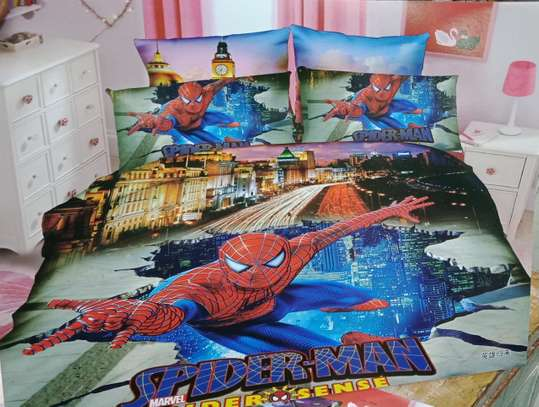 Cartoon theme kids duvet image 4