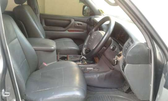 toyota land cruiser quick sale image 3