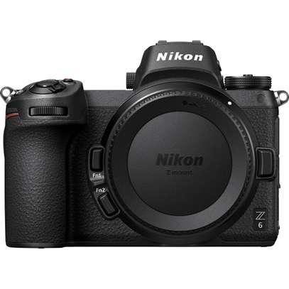 Brand New Nikon Z 6 Mirrorless Digital Camera BODY with FTZ Mount Adapter lens