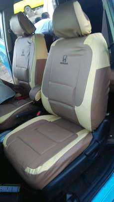 Ractis Car Seat Covers image 4