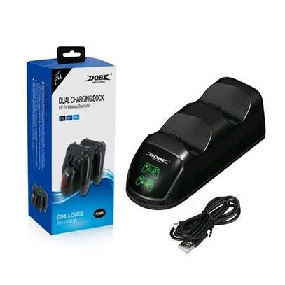 Dual charging Dock For wireless Controller image 1