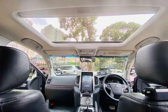 Toyota Land Cruiser 202 ZX 4.6 image 9