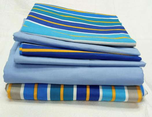 Turkish Pure cotton fitted bedsheets image 5