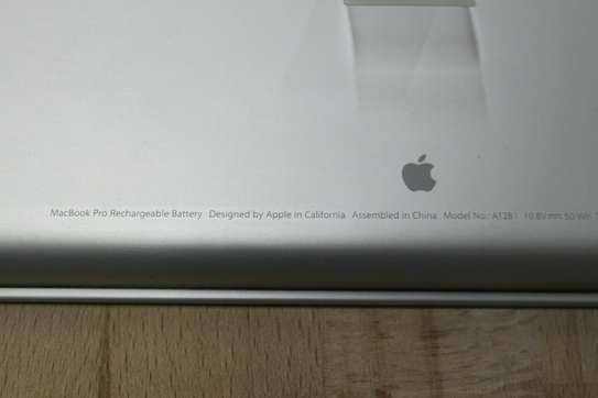 Original Apple Macbook Pro Aluminum Unibody A1281 Battery image 4