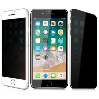 5D Full Glue Anti-spy Privacy Screen Protector For iPhone 6 /6S image 3