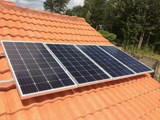 120 watts solinc all weather  solar panels