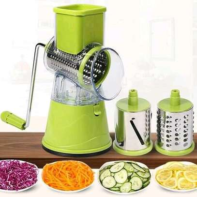 Rotary cutter or slicer with 3pcs of brends image 1
