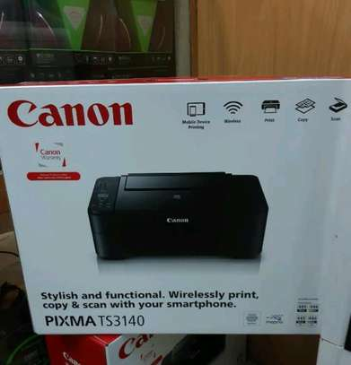 cannon S3140 printer image 1