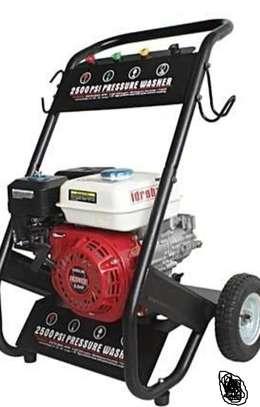 Aico 2900PSI Petrol Car Wash Machine image 1