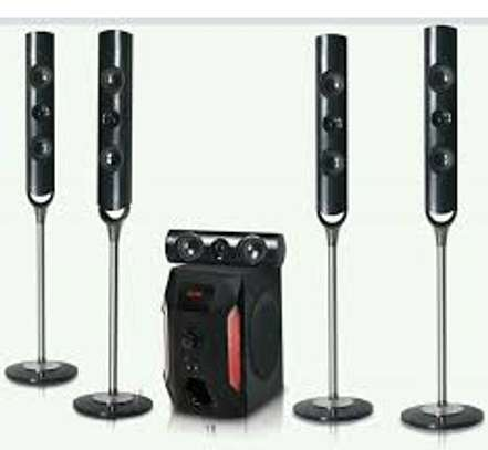 Skyworth Home Theatre System – 1000Watts – 5.1CH – Bluetooth image 1