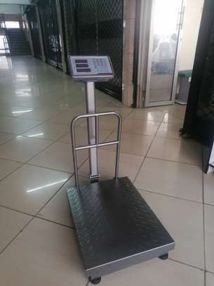 300kgs Cereals Weigh Scale image 1