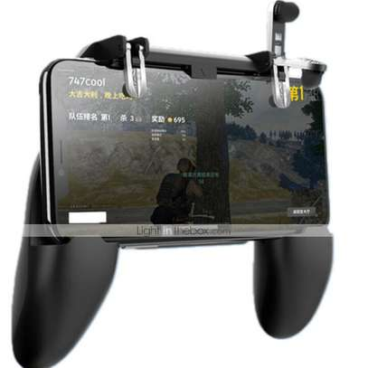 W11 PUBG Mobile Joystick Gamepad Button For Android iPhone Gaming Pad image 5