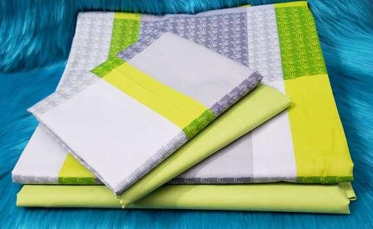 Classy Cotton Bed sheets(6pcs) image 5