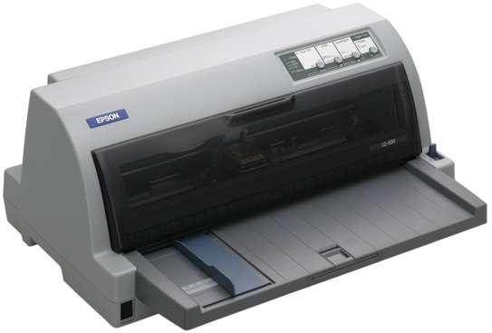Epson LQ-690 Dot Matrix Printer 24-pin 106 Columns image 2