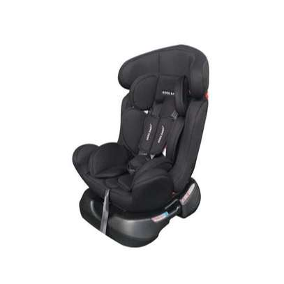 Superior Reclining Infant Car Seat & Booster with a Base-Midnight black(0-7Yrs) image 1